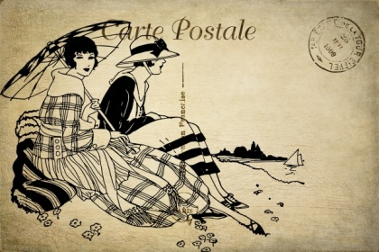vintage-postage-seaside-ladies