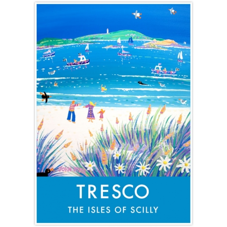 vintage-style-seaside-travel-poster-by-john-dyer-of-tresco-island-in-cornwall
