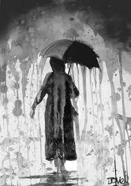 rain Drawing | Artist, Art, Drawings